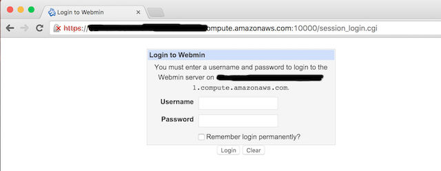 webmin-login-screen